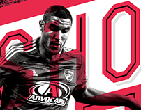 Match Poster: 4.10 FCD vs. Colorado Rapids