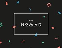 The Nomad | Branding