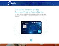 Landing-HTML Club Nación