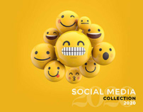 Social Media Project - 2020