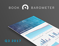 Book barometer Q3 2017 - The Netherlands, infographic