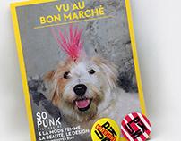 Patch pour Bohin France - l'Expo SO PUNK du Bon Marché