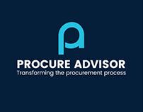 Procure Advisor Logo Design