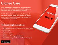 G Care :- Case Study