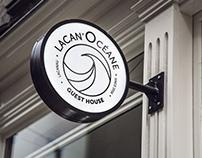 Logo . Lacan'Océane Guest House