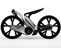 lexus electric bicycle concept (old modeling)