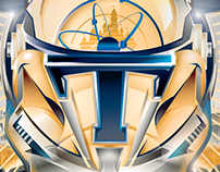 DISNEY TOMORROWLAND CLONE Vector