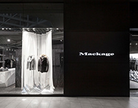 Mackage - Vitrine - Hiver 2018