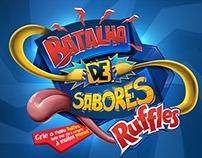 Ruffles - Batalha de Sabores