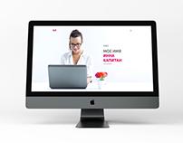 Portfolio by web-designer | Портфолио веб-дизайнера