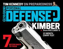 Personal Defense magazine 2017