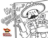 Mister Potato Storyboard 2018