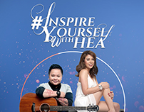 #InspireYourselfWithHEA Campaign 2016-2017