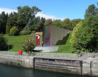 Ballard Locks Pavilion Concept