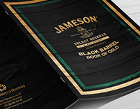 Jameson Black Barrel Book Of Oslo