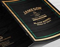 Jameson Black Barrel Book Of Oslo