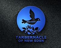 TARBERNACLE LOGO DESIGN IN 3D.