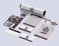 Brand identity For Eng. Zaid Al-Khafaji