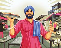 Mahindra Trucks - Calendar 2017