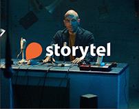 Storytel - #TellTheStories