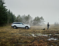 Range Rover Velar x the Photographer