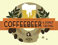 Coffeebeer & Donut Tasting Illustrations & Notes
