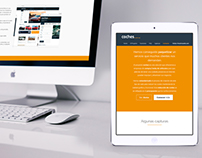 Proyecto coches - landing page