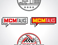 Logo design for Marine Corps Marathon Events