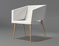 Chair design, project # 23 in DESIGN MARATHON