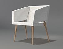 Chair design, project # 23 in DESIGN MARATHON