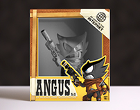 Angus Figure Box