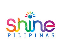 Shine Pilipinas logo proposal