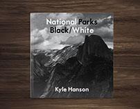National Parks Black/White