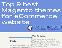 Top 9 best Magento themes for eCommerce website