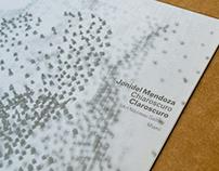 »Jonidel Mendoza. Chiaroscuro. Claroscuro« | 2011