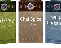 Stash Tea Box Series
