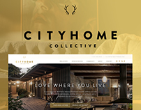 CITYHOME COLLECTIVE - RESPONSIVE DESIGN