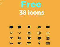 Freebies: Free icons giveaway