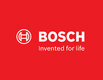 BOSCH TOOLS | CHRISTMAS PRINT CAMPAING