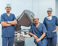 Robotic Surgery in Europe
