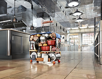 Samsonite Luggage | Retouch & CGI Animations