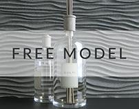 Free 3d model of CULTI Milano Acqua