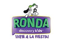 Discovery Ronda - Logo Design