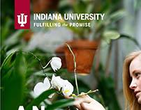 Indiana University Brand Ads