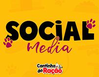 Social Media   Cliente Cantinho da Ração