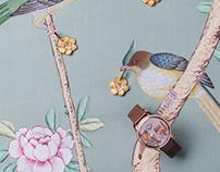 Rare Birds for Nargis Magazine
