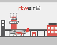infograph | rtwair | air cargo facts and figures