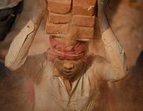 Life at a Brick Kiln