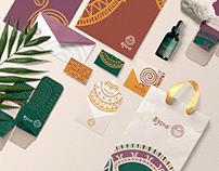 Samra brand design