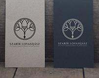Szabír Lovasíjász és Hagyományőrző Alapítvány Branding